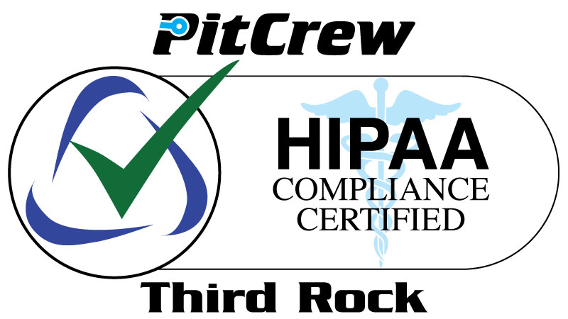 Third Rock HIPAA Compliance Pit Crew