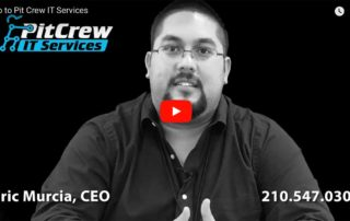 Welcome to Pit Crew IT Services San Antonio