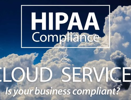 HIPAA Compliance & Cloud Services