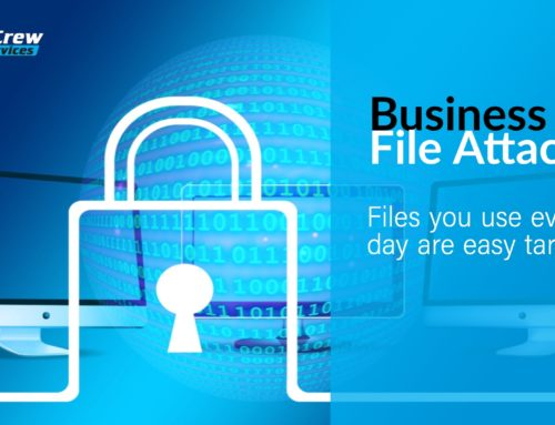 Be Careful Opening Those Business Files