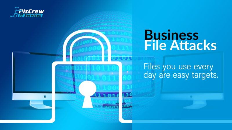 Business Malicious Files - San Antonio IT Company