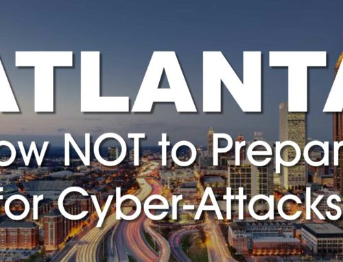 City of Atlanta Attacked by Ransomware