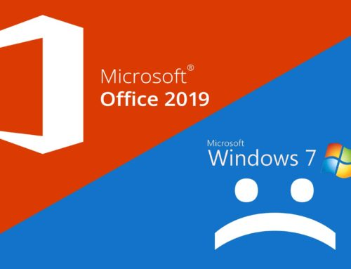 Microsoft Office 2019 Leaving Old Windows Behind