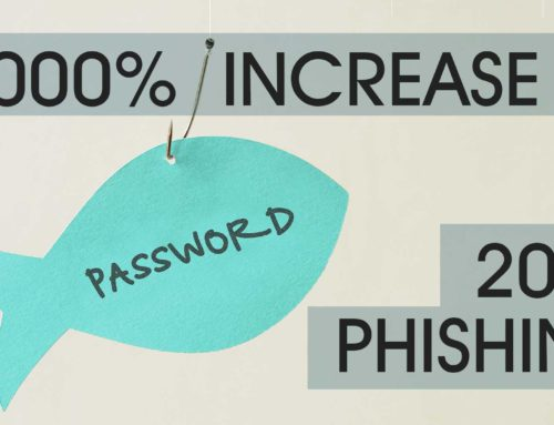 1000% Phishing Email Increase Over 2017