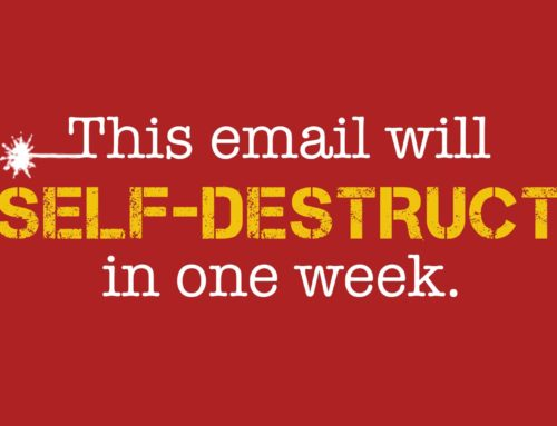 Confidential Mode – Self-Destructing Emails in Gmail