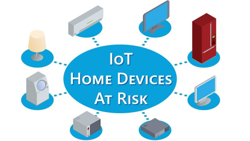 Protect Your Home WiFi IoT Devices
