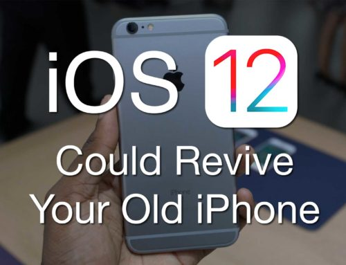 Try iOS 12 Before Upgrading Your iPhone