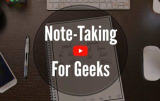 Note-Taking for Geeks