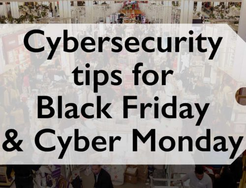 5 Black Friday/Cyber Monday Cybersecurity Tips