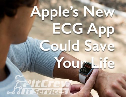 New ECG App On Apple Watch Could Save Lives