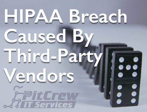 Third-Party Vendors Pose HIPAA Breach Risk