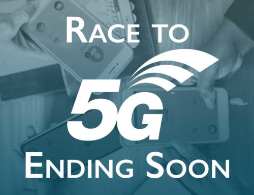 Race to 5G Phones Ending Soon