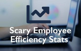 Scare Employee Efficiency Stats