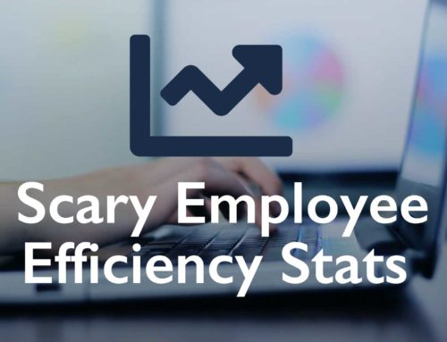 Scary Employee Efficiency Statistics
