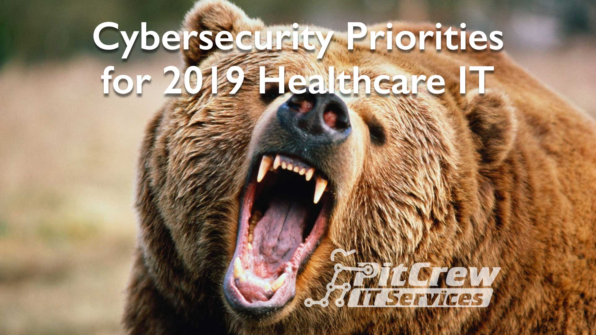 Cybersecurity Priorities for 2019 Healthcare IT