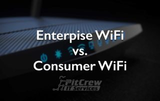 Enterprise WiFi vs Consumer WiFi