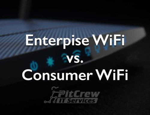 Enterprise WiFi vs. Consumer WiFi