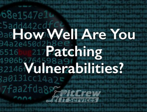How Well Are You Patching Vulnerabilities?