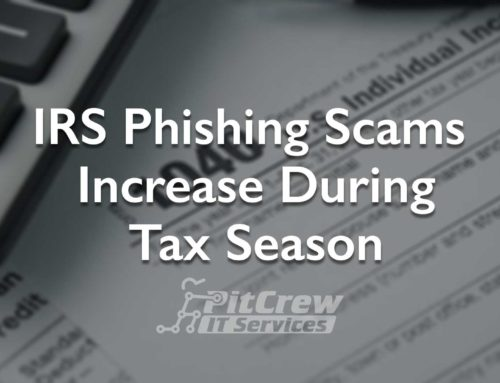 IRS Phishing Scams Increase During Tax Season