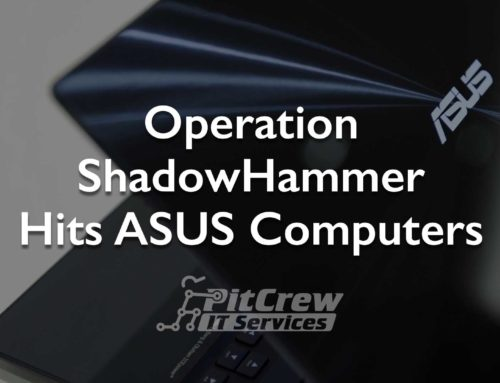 Operation ShadowHammer Hits ASUS Computers