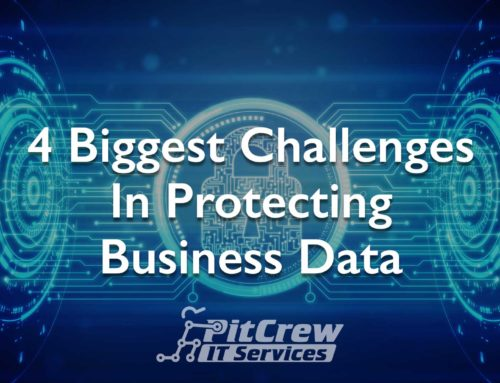 4 Biggest Challenges in Protecting Business Data
