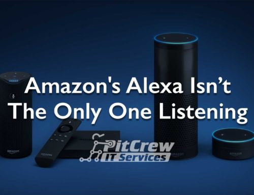 Amazon's Alexa Isn't The Only One Listening