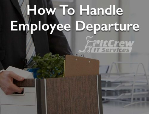 How To Handle Employee Departure