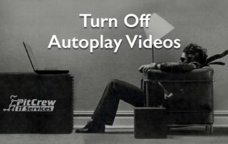 Stop Autoplay Videos