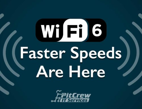 WiFi 6 – Faster Speeds Are Here