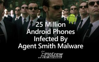 25 Million Android Phones Infected By Agent Smith Malware