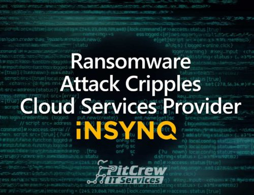 Ransomware Attack Cripples Cloud Services Provider iNSYNQ