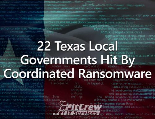 22 Texas Local Governments Hit By Coordinated Ransomware