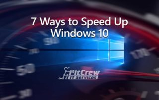 7 Ways to Speed Up Windows 10