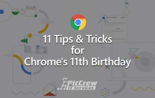 11 Tips & Tricks for Chrome's 11th Birthday