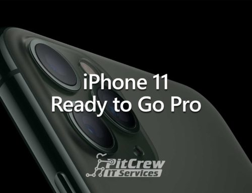 iPhone 11 – Ready to Go Pro