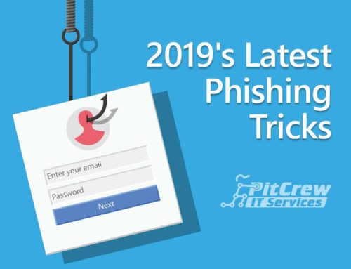 2019's Latest Phishing Tricks