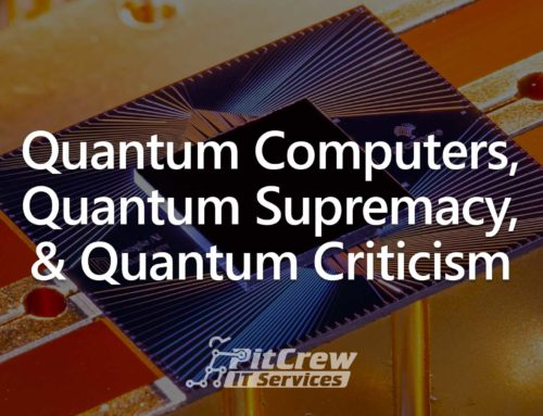 Quantum Computers, Quantum Supremacy, & Quantum Criticism