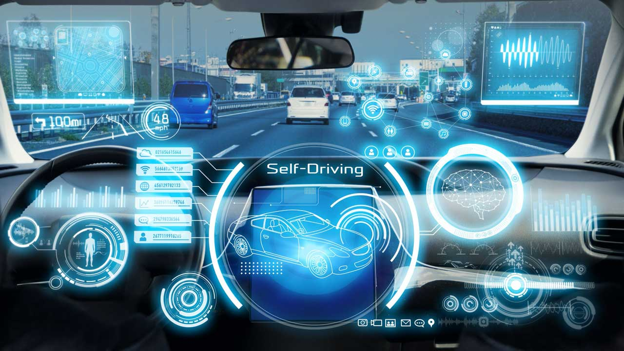 Future Tech 2020 - Self Driving Cars