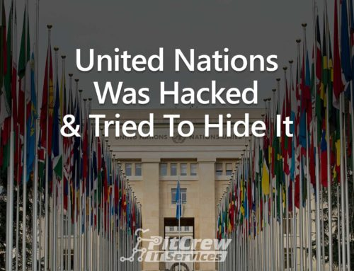 United Nations Was Hacked & Tried To Hide It