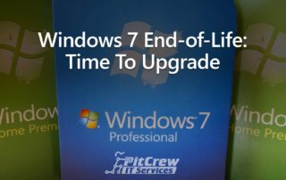 Windows 7 End-of-Life: Time To Upgrade