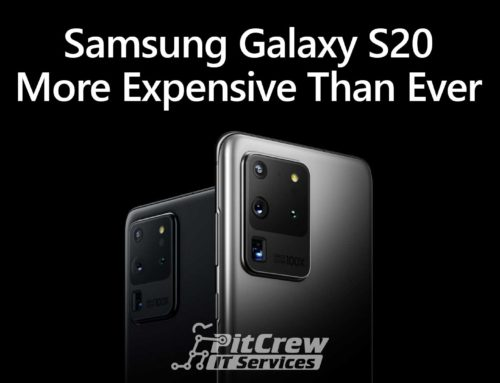 Samsung Galaxy S20 – More Expensive Than Ever