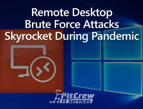 Remote Desktop Brute Force Attacks Skyrocket During Pandemic