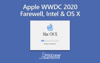 Apple WWDC 2020 - Farewell, Intel & OS X