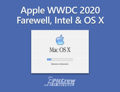 Apple WWDC 2020 – Farewell, Intel & OS X