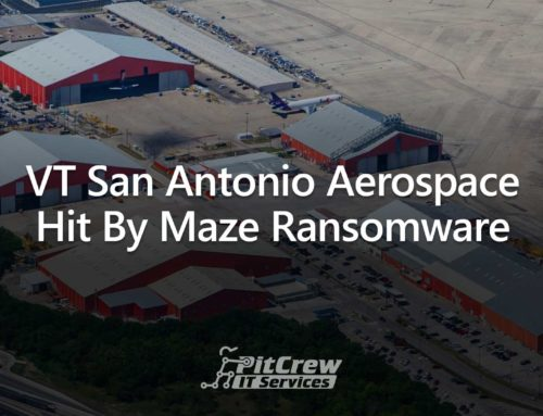VT San Antonio Aerospace Hit By Maze Ransomware