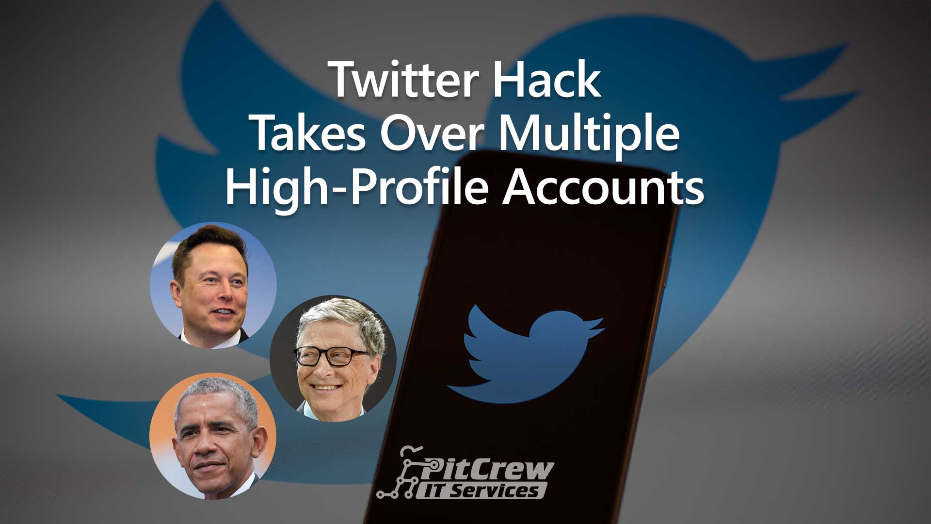 Twitter Hack Takes Over Multiple High Profile Accounts