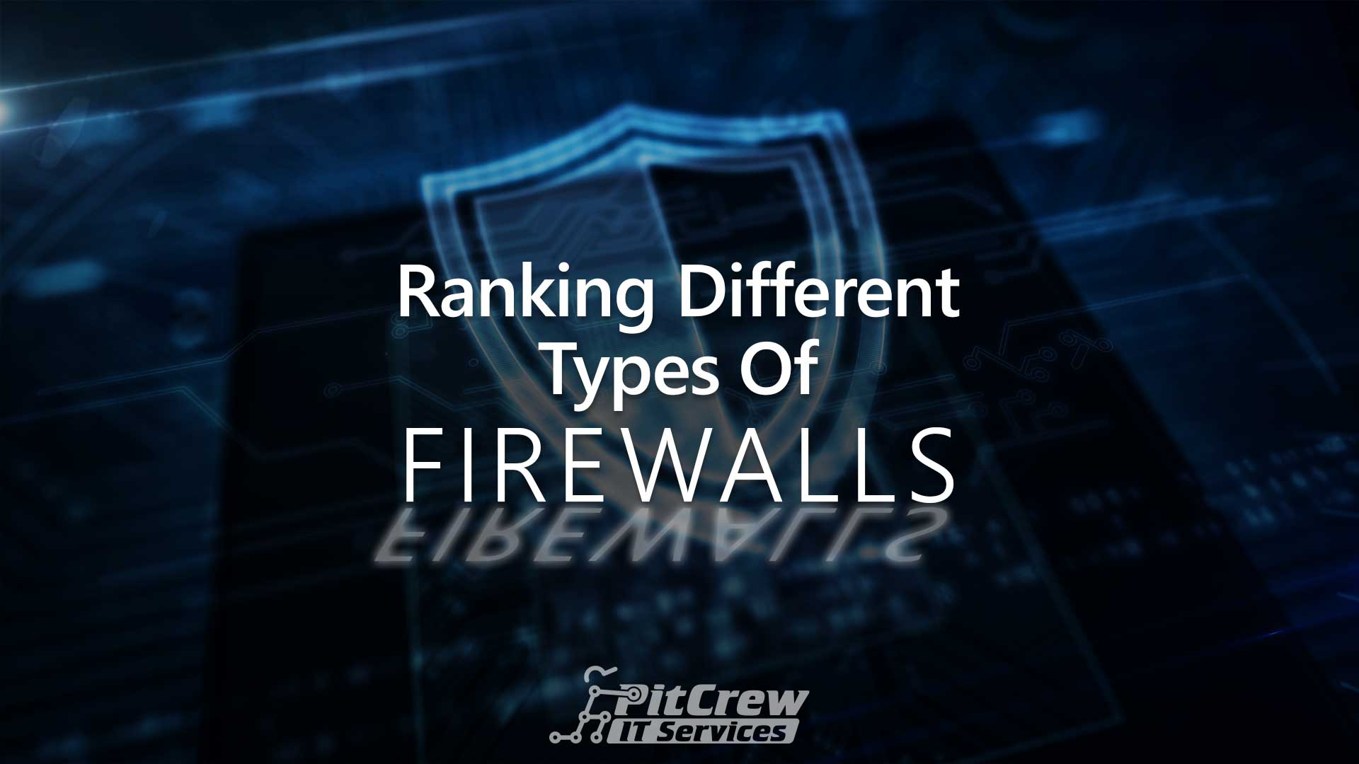 Ranking Different Types of Firewalls