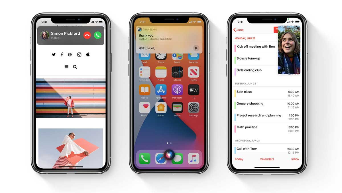 iOS 14 Features: Screen Takeover