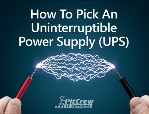 How To Pick An Uninterruptible Power Supply (UPS)