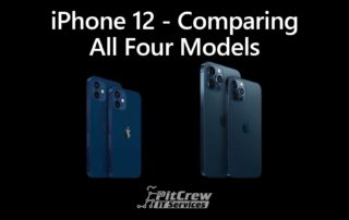 iPhone 12 - Comparing All Four Models